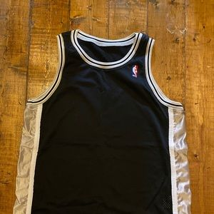 San Antonio Spurs Nike 1998-1999 Blank NBA Jersey
